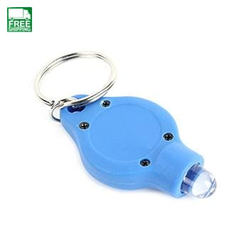 Mini Flashlight Key Chain Led Light Outdoor Camping Travel Emergency Tool Lights & Lanterns