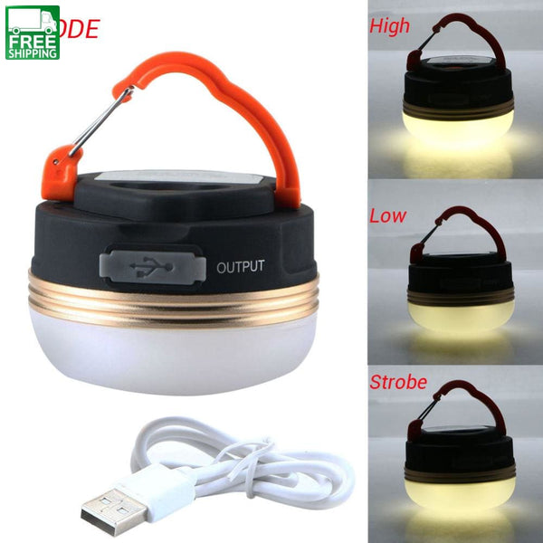 Mini Lights 3W Led Camping Lantern Tents Lamp & Lanterns