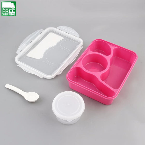 Modern Ecofriendly Portable Students Lunch Box Outdoor Camp Kitchen