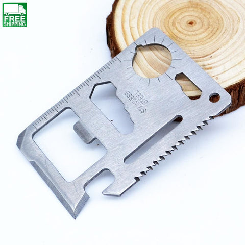 Multi Tools 11 In 1 Multifunction For Camping Knives