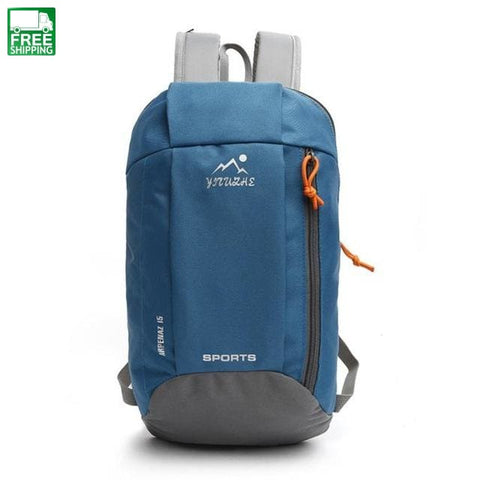 Multifunction Outdoor Sport Womens Men Backpack Girl School Shoulder Camping Backpacks