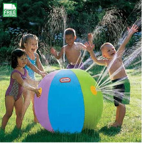 Outdoor Beach Water Ball Lawn Play Bath Swim Toy Toys