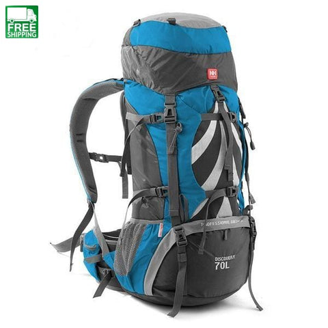 Outdoor Climbing Bag Trekking Camping Hiking Travel Bags Backpack Camping Backpacks