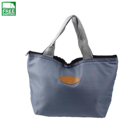 Picnic Insulated Food Storage Box Tote Lunch Bag Picnic Bags
