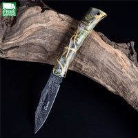 Pocket Knife Camping Survival Mini Blade Knives