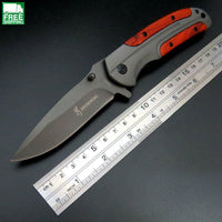 Pocket Knive With Steel Blade For Camping Knives