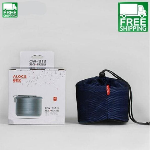 Pot Camping Picnic Portable Single Source Series Camp Kitchen