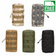 Multi Purpose Tactical Molle Nylon 21X11 5 Cm Utility Gadget Pouch Tools Waist Bags Outdoor Camping