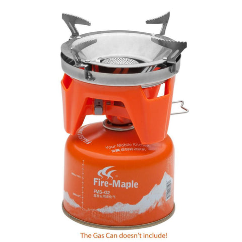 Portable and Durable Cooking System For Camping
