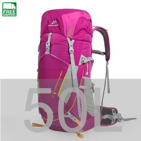 Professional Climb Backpack Travel Trekking Rucksack Camp Backpacks & Bags