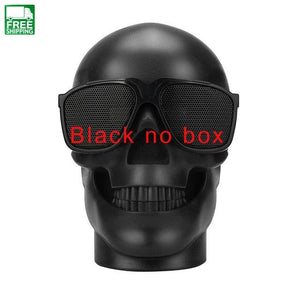 Skull Bluetooth Speaker Sunglass Subwoofer