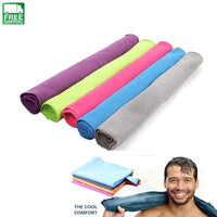 Sports Towel Microfiber Super Fast Absorbent Towel Swimming Camping Compact Travel Quick Dry Fast