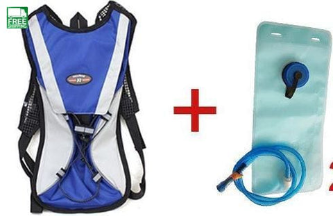 Strong Hiking Water Bag For Backpackers Hydration Backpack