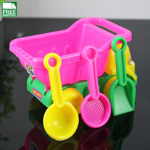 Summer Toys Play Sand Water Tool Swimming Pool Bathing Beach Outdoor