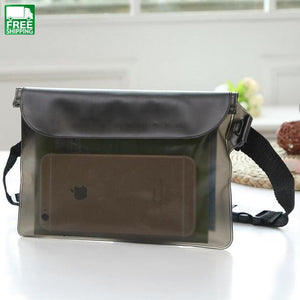 Swimming Drifting Bag Underwater Dry Belt Pocket Pouch Outdoor Camping
