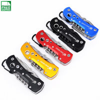 Swiss Knife Outdoor Camping Survival Army Multifunctional Tool Pocket Safety &