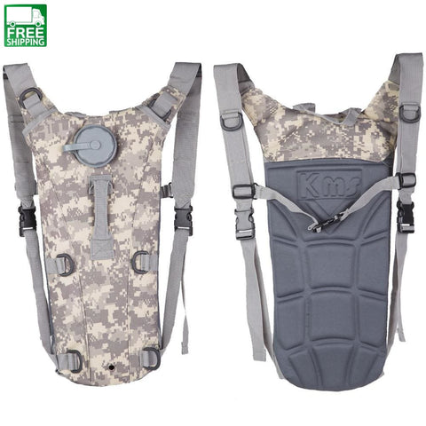 Tactical Camel Water Bladder Backpack Hydration Backpack