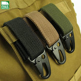 Tactical Carabiner Backpack Hooks Olecranon Molle Hook Survival Gear Military Outdoor Camping