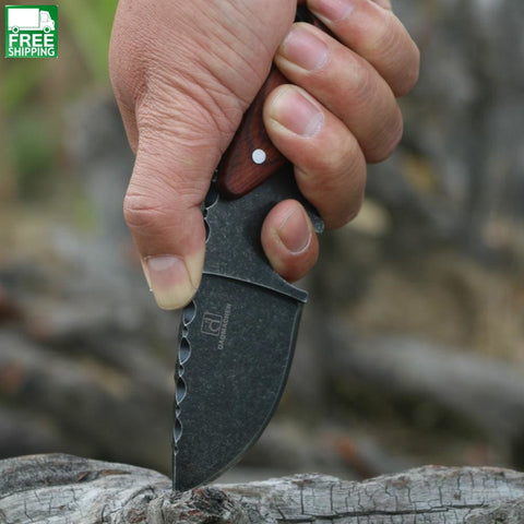 Tactical Hunting Knife Outdoors Camping Survive Knives Multi Diving Tool Knives