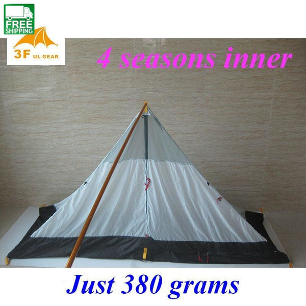 Ul Gear 4 Seasons Outdoor Summer Camping Tent Tents & Shelters