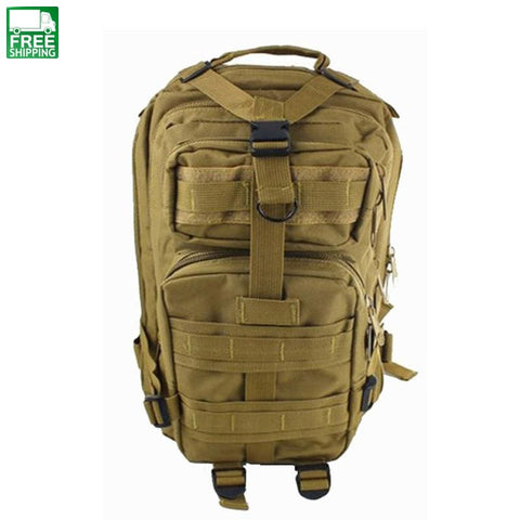 Unisex Army Backpack For Trekking Backpacks & Bags