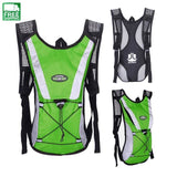 Water Bladder Bag Backpack Hydration Pack 2L For Cycling Hydration Backpack
