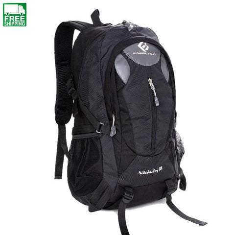 Waterproof Backpack With Capacity Of 20-35 Liter Backpacks & Bags