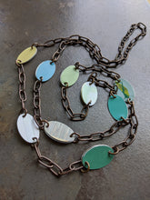 Harbinger Collection Ovals and Chain Necklace