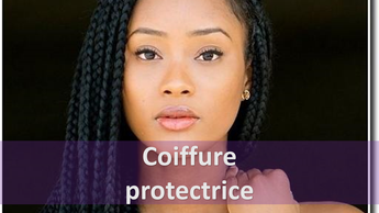 Coiffure protectrice