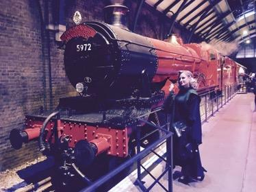 Epic Fun at Harry Potter Studios with Lulu!!