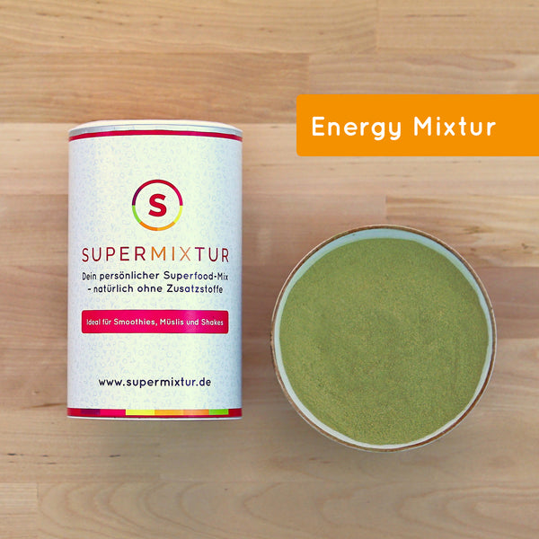 Energy Mixtur