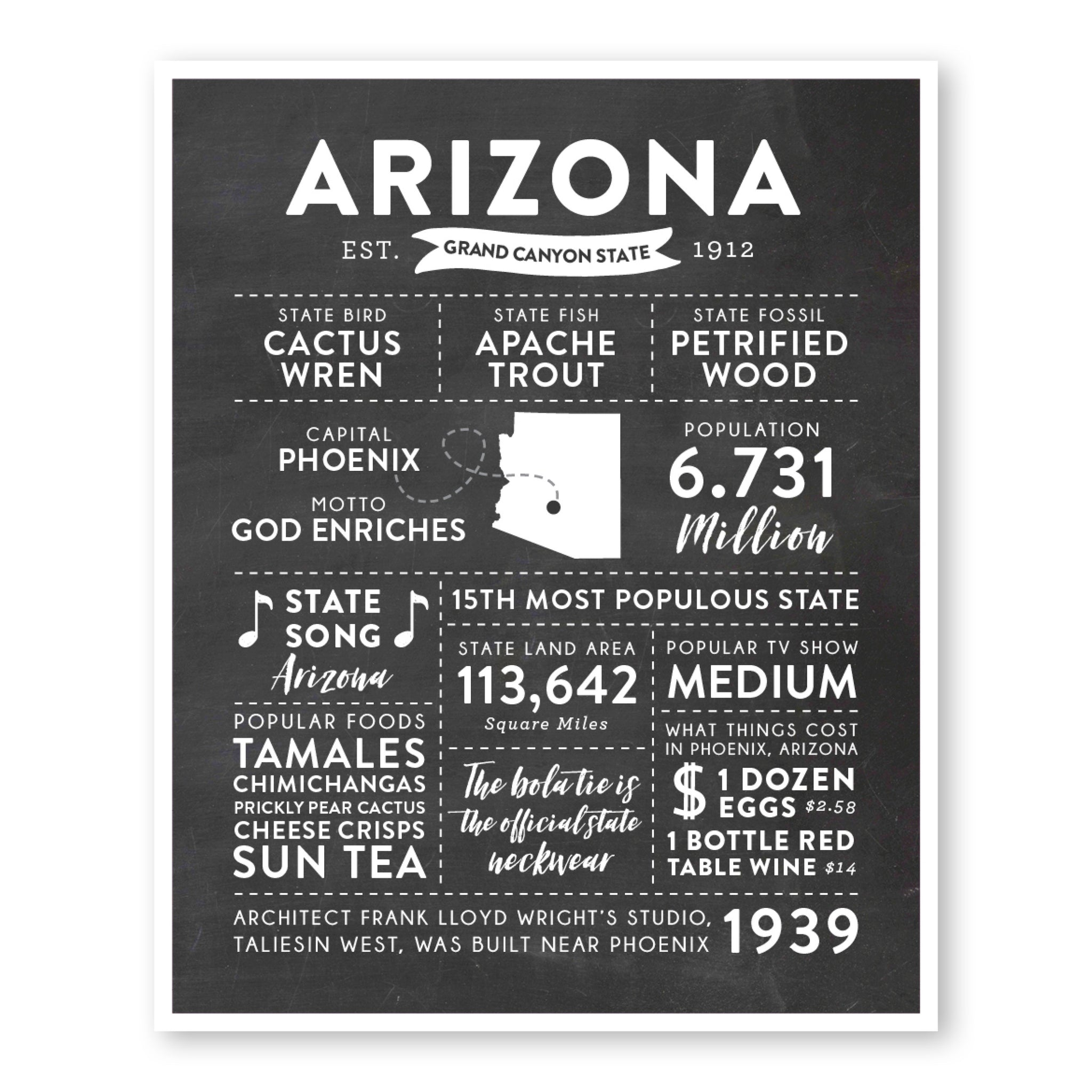 Arizona – Puff Paper Co