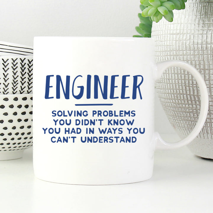 Funny Engineer Mug