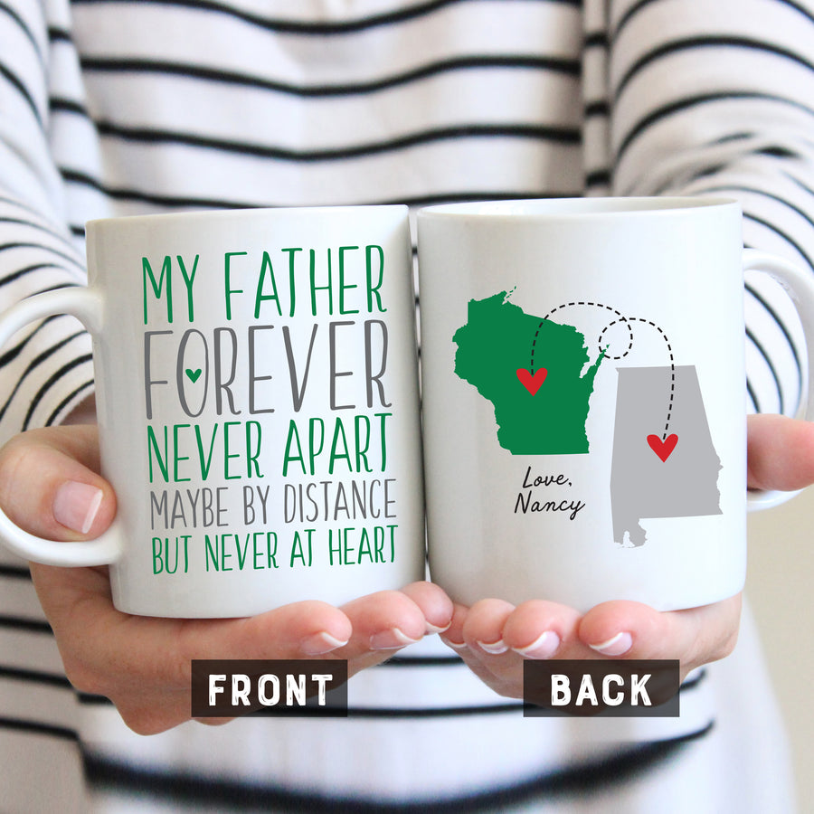 My Father Forever Mug