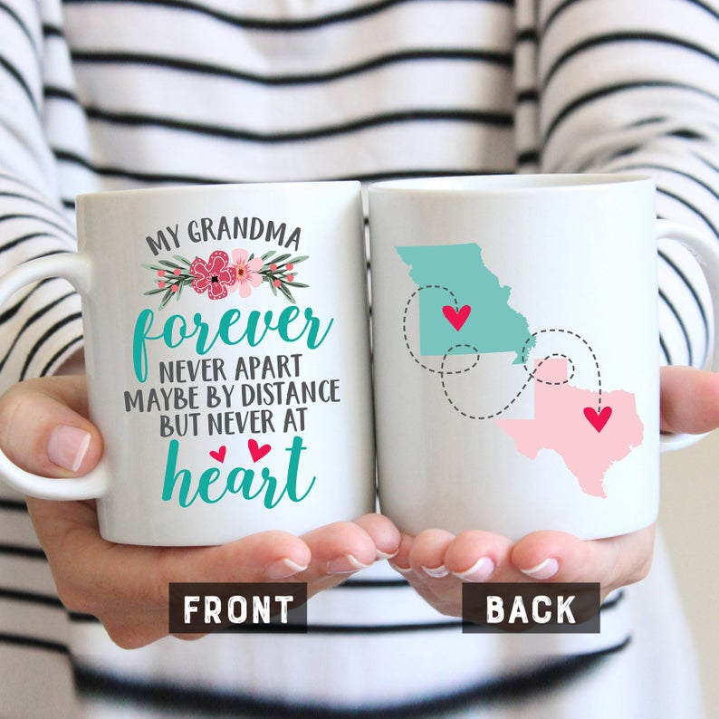 Grandma Long Distance Mug