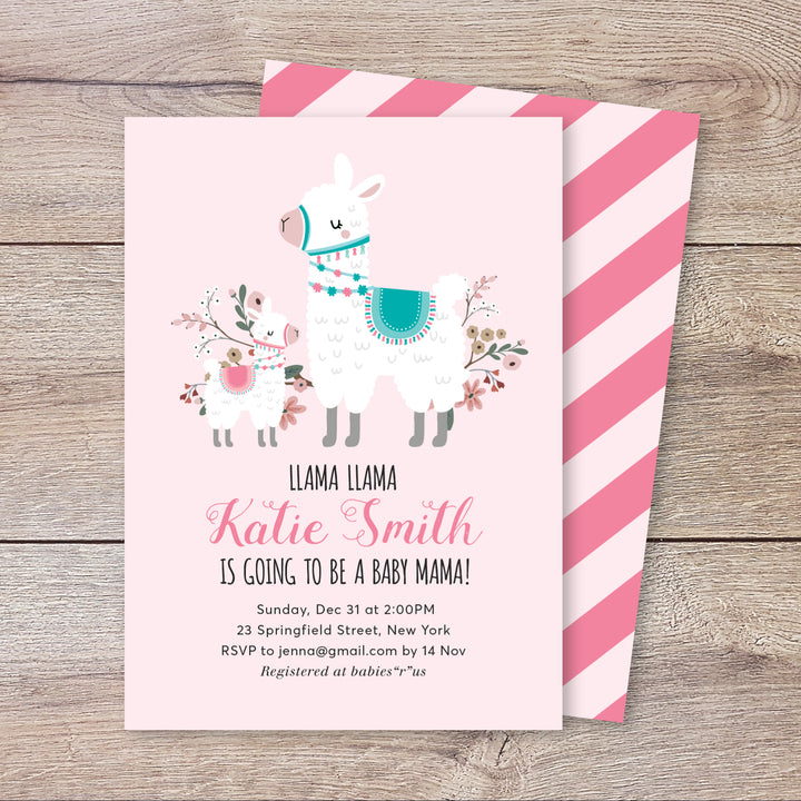 Baby Showers Puff Paper Co