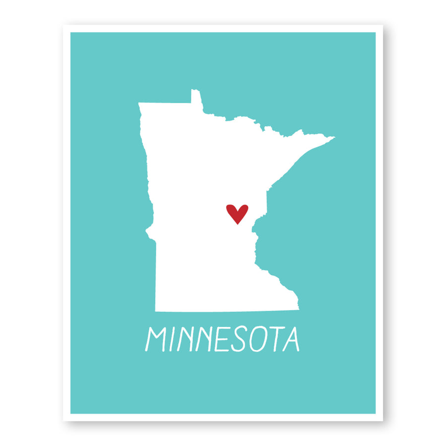 minnesota-state-map-art-custom-wall-art