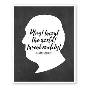 Play! Invent The World!