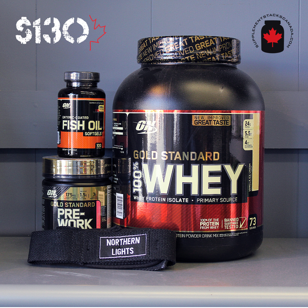 Featured Stack - Optimum Nutrition