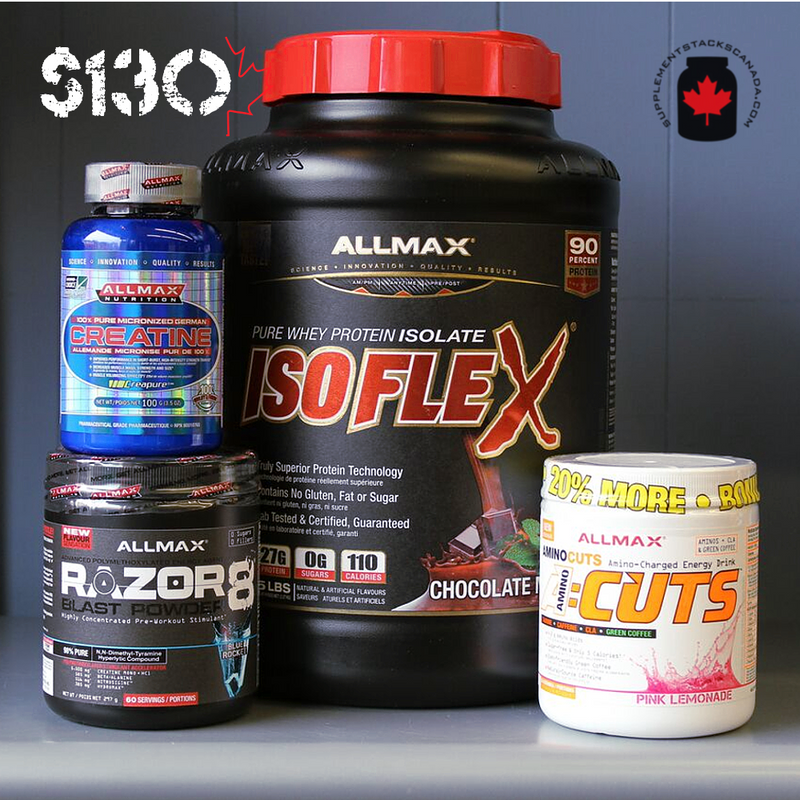 Allmax Nutrition Stack