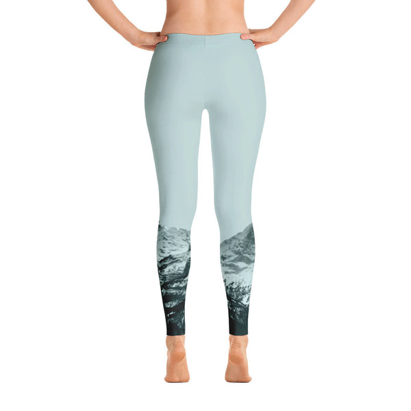 Mint Mountain Leggings