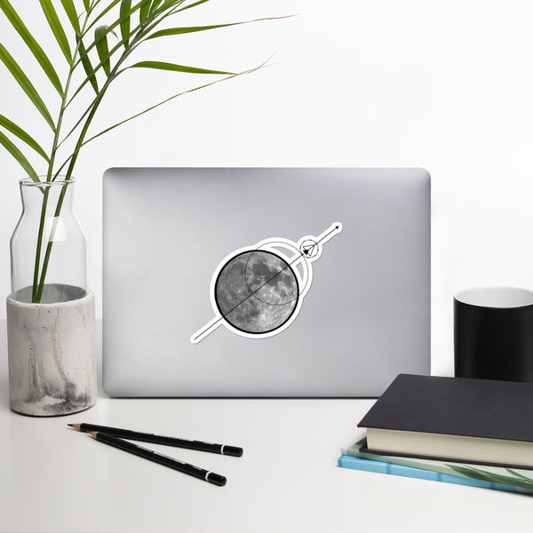 Lunar Sticker