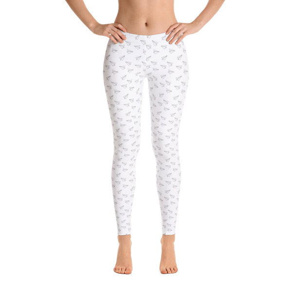 Paper Plane Leggings