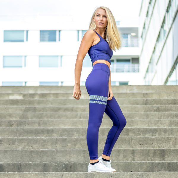 Ocean Signature Tights - BARA Sportswear