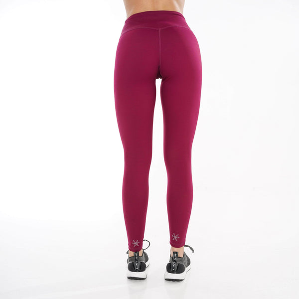 Cherry 7/8 Tights - BARA Sportswear