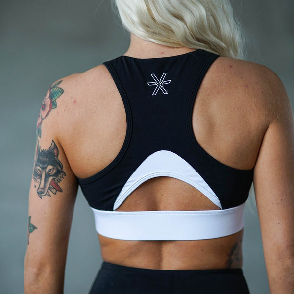 Black Core Sports Bra