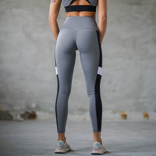 Charcoal Core Tights