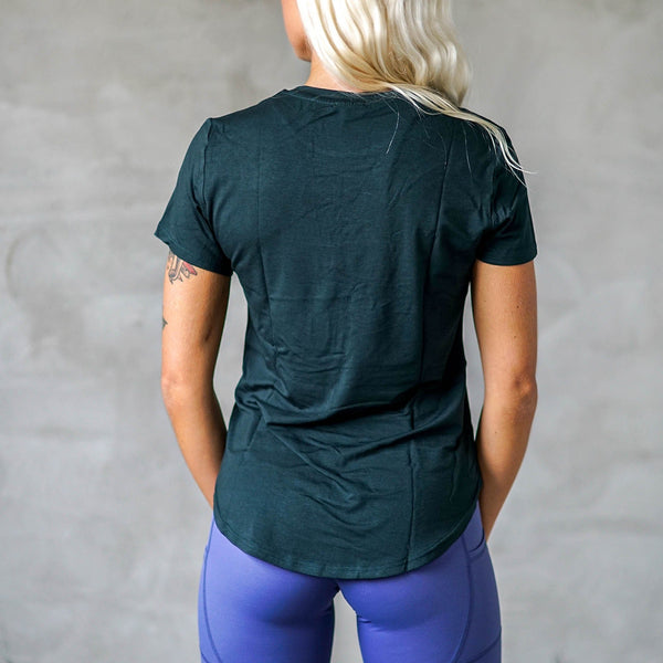 Teal Eco T-Shirt