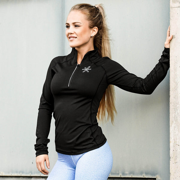 Black Long Sleeve - BARA Sportswear