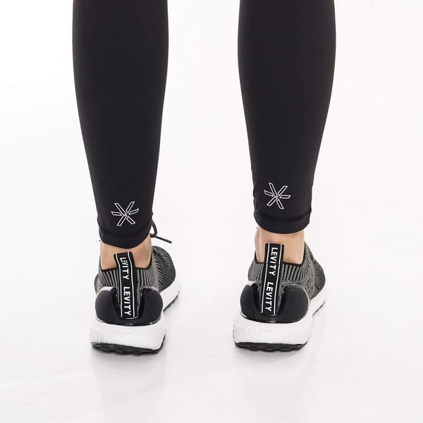 Black 7/8 Tights - BARA Sportswear